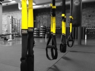 My Top 10 Exercises on the TRX Suspension Trainer; Single Leg Overhead Squats